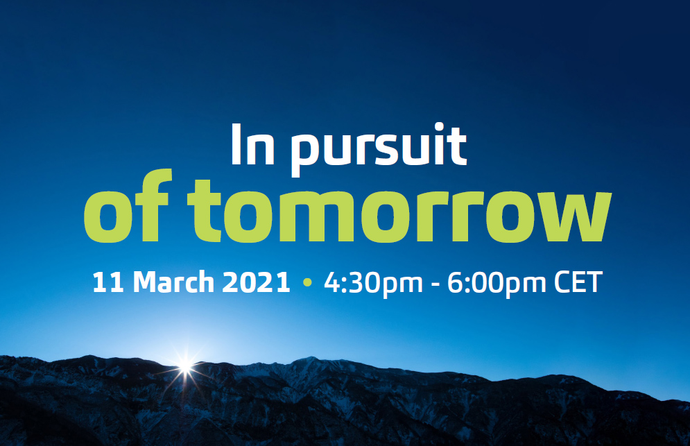 In Pursuit Of Tomorrow
